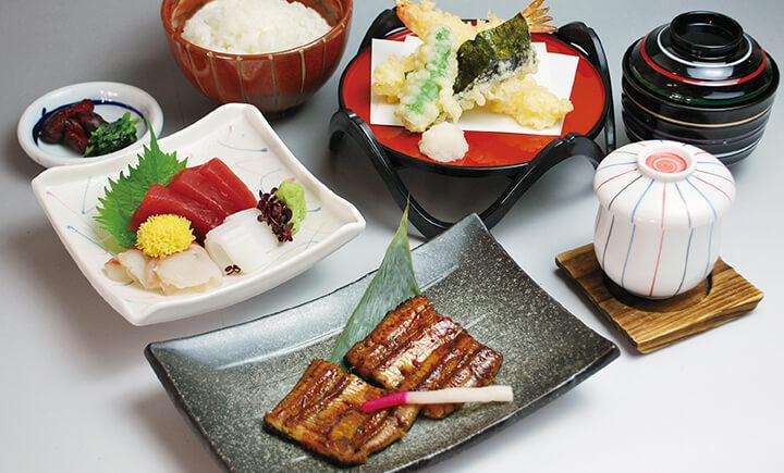 江戶川套餐