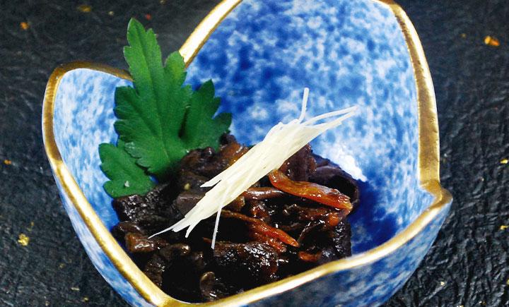 紅燒鰻魚肝