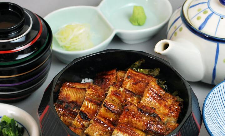 鰻魚飯三吃