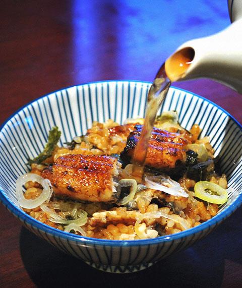 鰻魚飯三吃之美味品嚐法